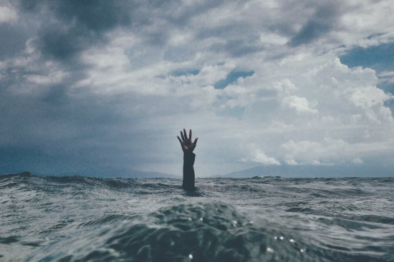 Drowning - Photo by nikko macaspac on Unsplash