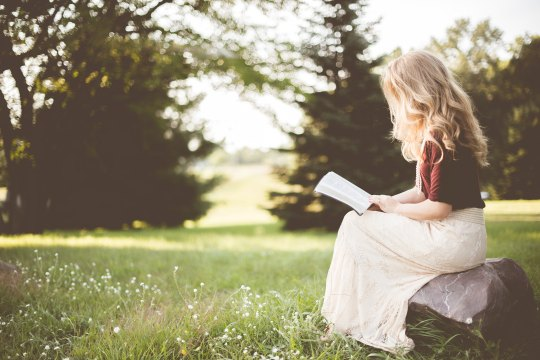 Reading - Photo by Ben White on Unsplash