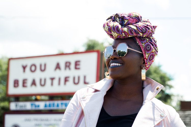 You are Beautiful - Photo by hannah grace on Unsplash