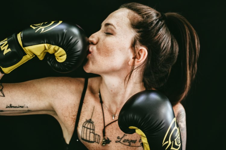 Fighter - Photo by Matheus Ferrero on Unsplash