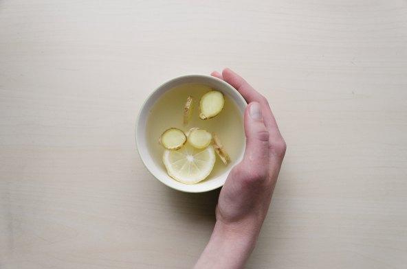 Lemon and Ginger - Photo by Dominik Martin on Unsplash
