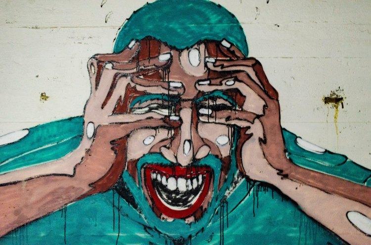 Panic Painting - Photo by Aarón Blanco Tejedor on Unsplash