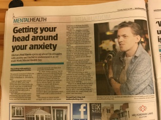 Hitchin Comet Article 1
