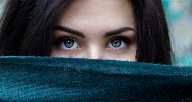 Eyes - Photo by Alexandru Zdrobău on Unsplash