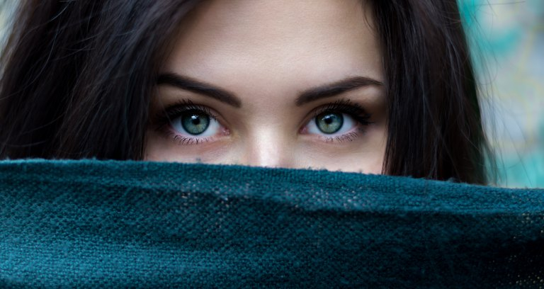 Eyes - Photo by Alexandru Zdrobău on Unsplash
