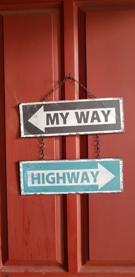 My Way - Photo by Rommel Davila on Unsplash