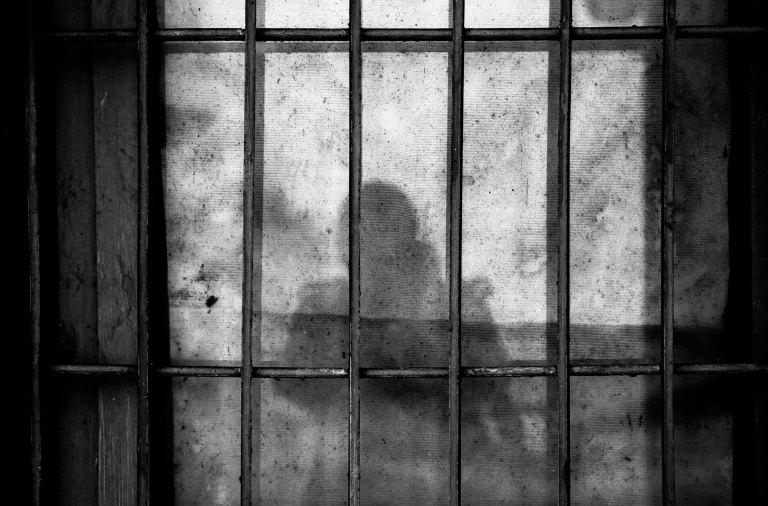 Anxious Prison - Photo by Ye Jinghan on Unsplash