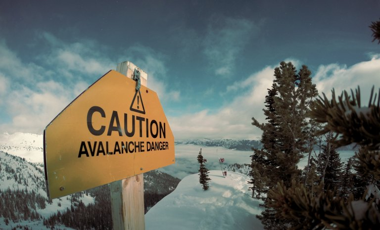 Danger - Photo by Nicolas Cool on Unsplash