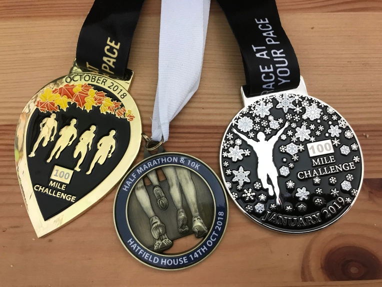 Medals So Far