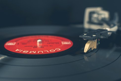 Record - Photo by Steve Harvey on Unsplash