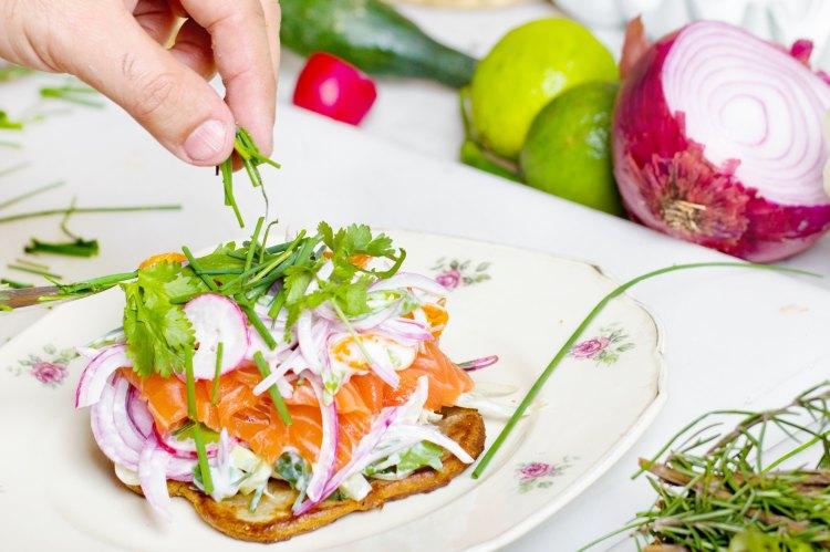 Health Food - Photo by Monstruo Estudio on Unsplash