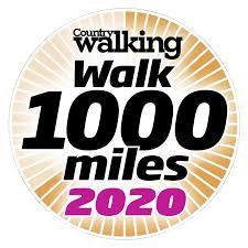 Walk 1000 miles 2020